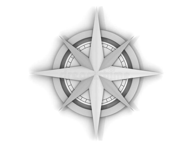 navigering royaltyfri illustrationer