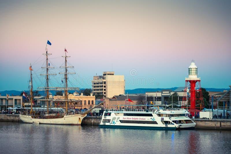 Navio alto do Europa fotos de stock royalty free