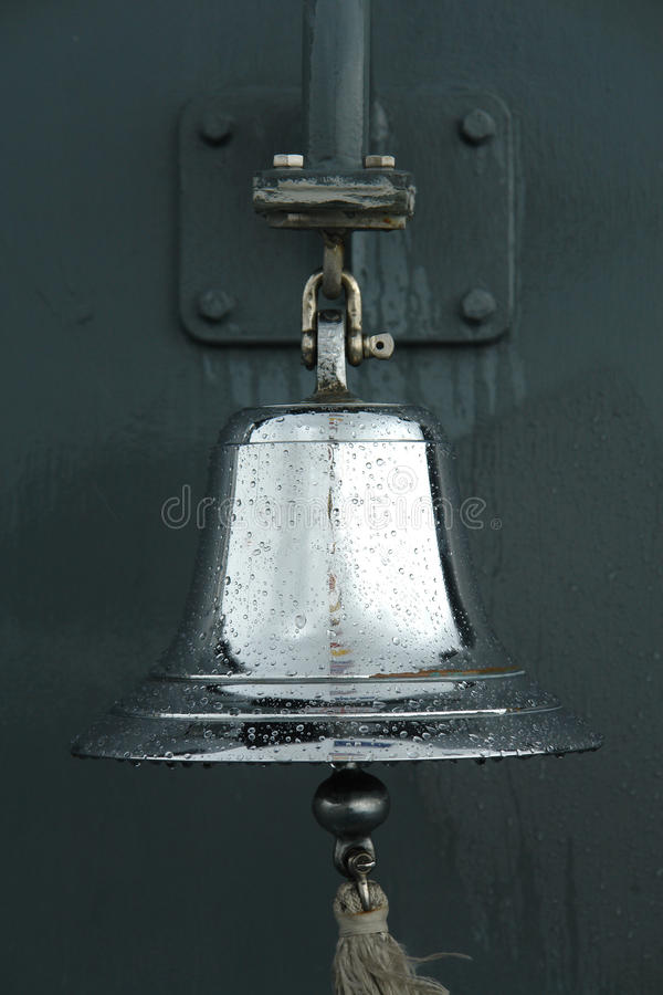 Navio Bell foto de stock