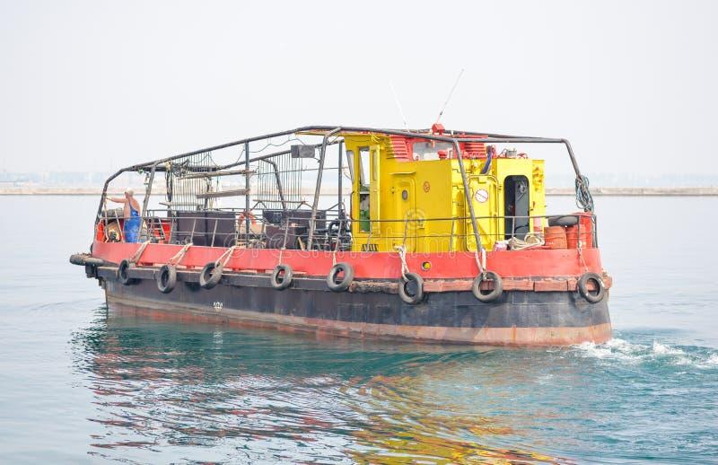 navio da Seco-carga foto de stock