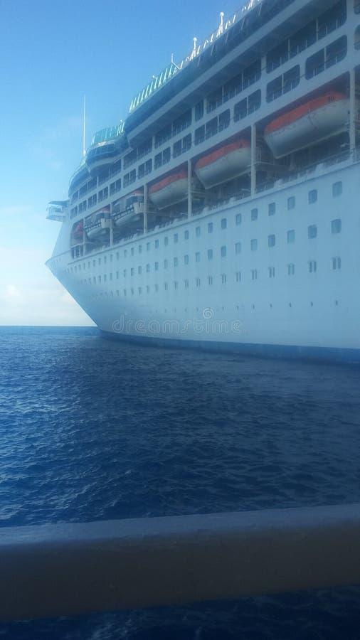 Navio de cruzeiros #2 fotografia de stock