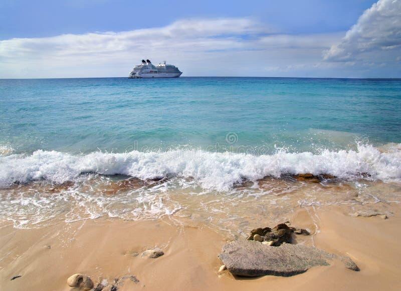 Download Navio de cruzeiros imagem de stock. Imagem de caribbean - 22918347