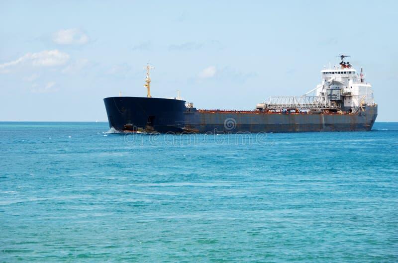 Navio de Great Lakes imagem de stock royalty free