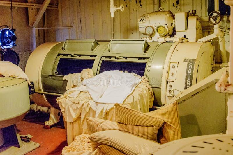 A navio de guerra Texas imagens de stock royalty free