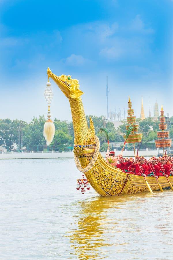 Navio de Suphannahongse fotografia de stock royalty free