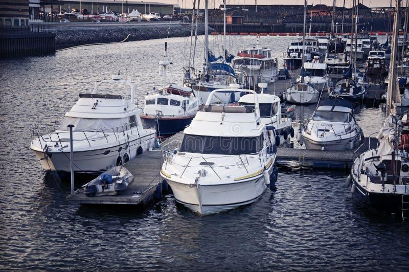 Navios de Swansea imagens de stock royalty free