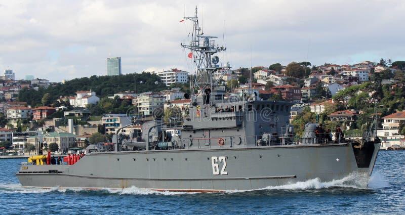 Navire militaire photo libre de droits
