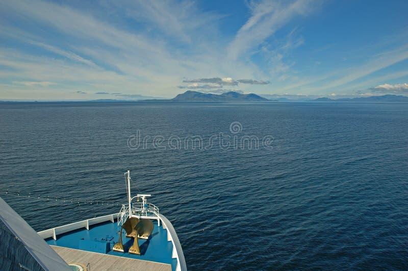 Navire-terre photos libres de droits