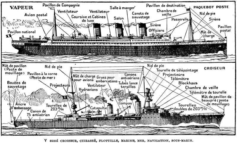 Navire-vapeur Free Public Domain Cc0 Image