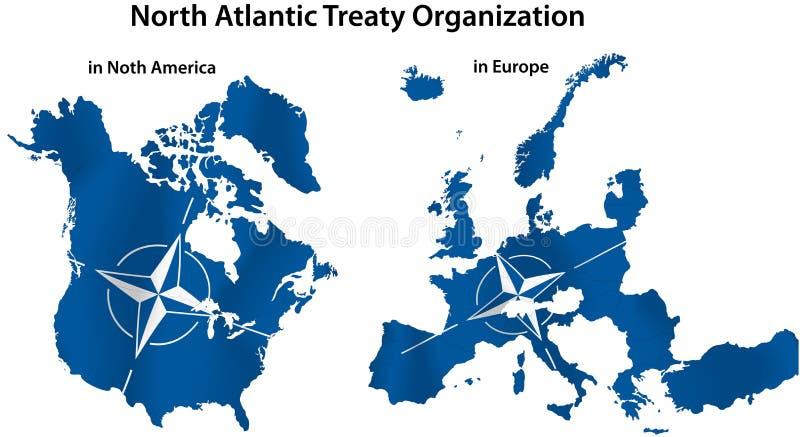 NAVO stock illustratie