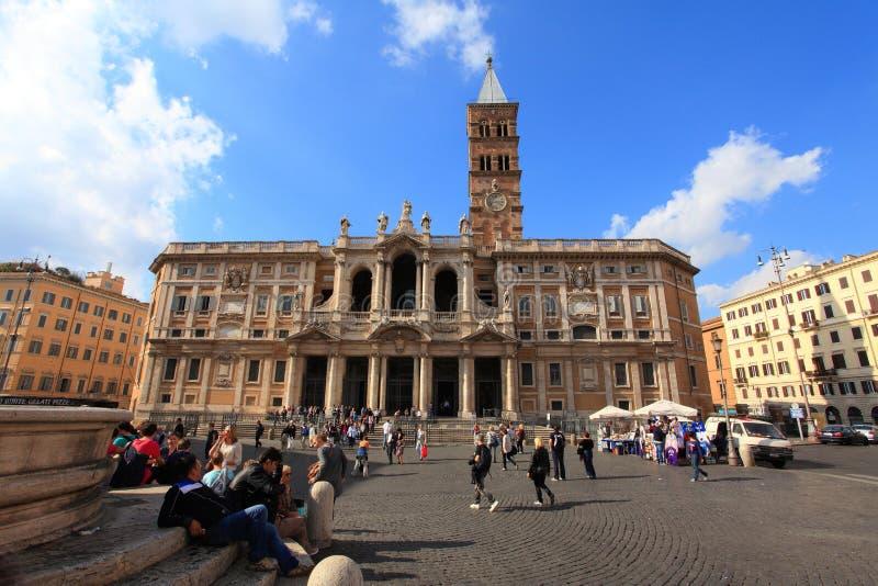 Navona, Rome stock photo