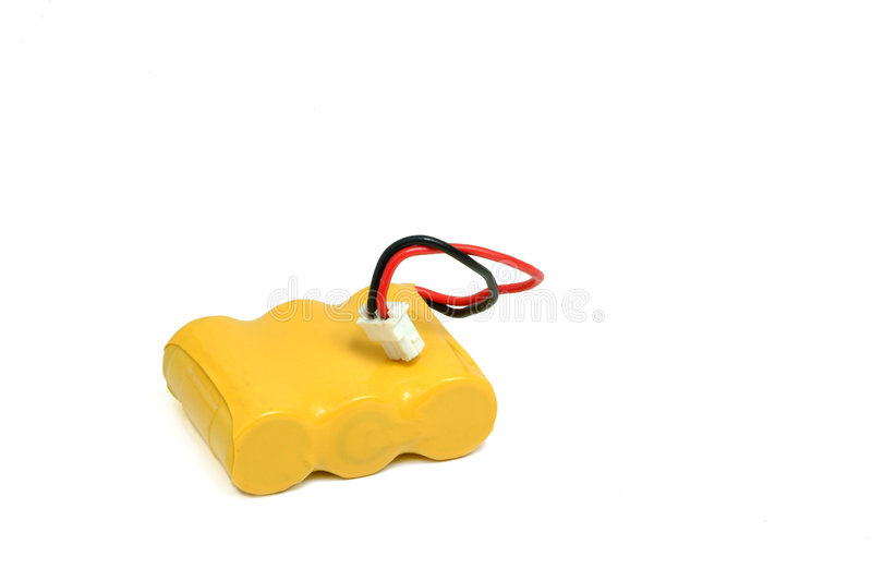 Navulbare Batterij stock fotografie