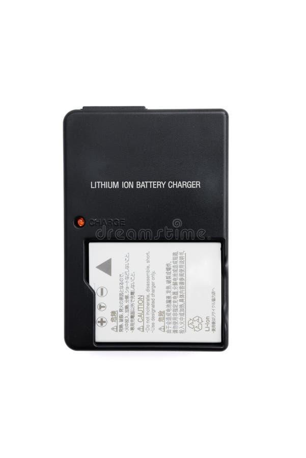 Download Navulbare Batterij En Lader Stock Afbeelding - Afbeelding bestaande uit batterij, compact: 29502737