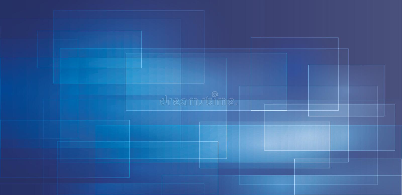 Navy Blue Abstract background geometry shine and layer element vector vector illustration