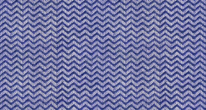 Navy blue white triangle shape wave textile seamless pattern texture background. Repetitive triangle textile pattern wavy texture. royalty free stock photo