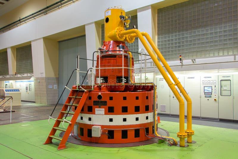 Nawadnia turbina zdjęcie royalty free