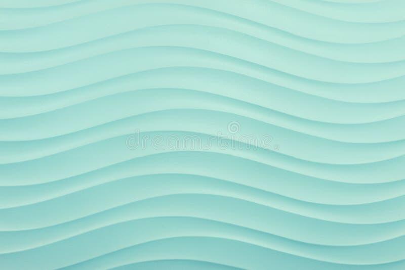 Nawierzchniowy denny falowy wzór w błękicie fotografia royalty free