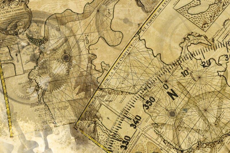 nawigacja ilustracja wektor
