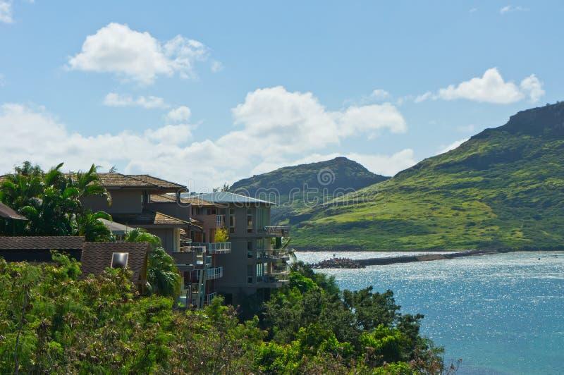 Nawiliwili, Kauai Island, Hawaii, USA royalty free stock image