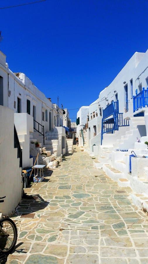 Naxos zdjęcia stock