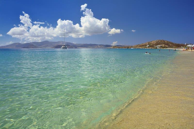 Naxos, Cycladen, Griekenland royalty-vrije stock foto's