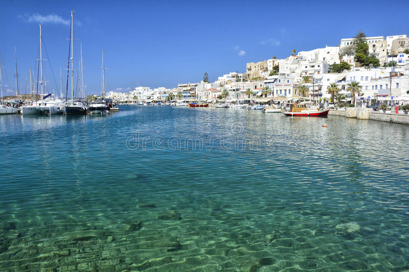 Naxos, Cyclades, Greece royalty free stock images