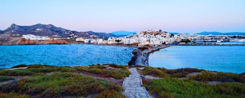 Naxos Grèce    images libres de droits