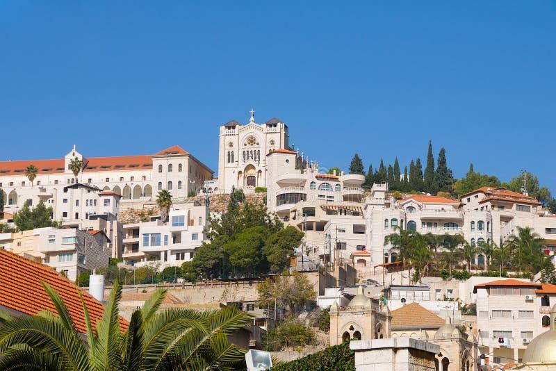 Nazareth stockfotografie