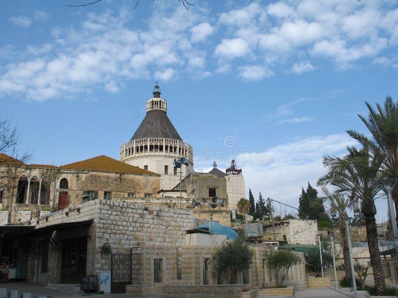 Download Nazareth stock photo. Image of referred, basilica, took - 2337192
