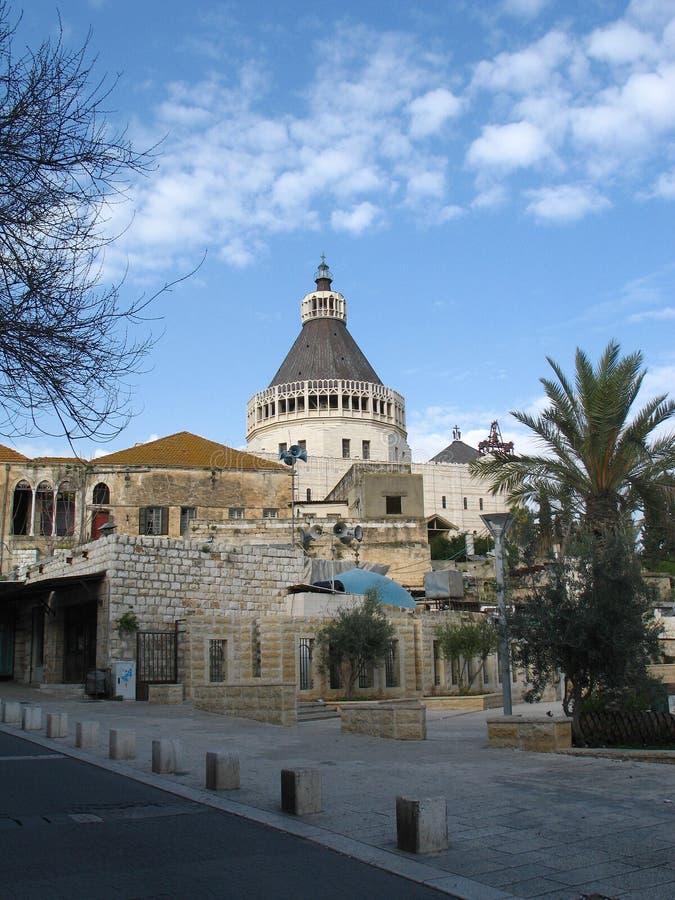 Nazareth image libre de droits