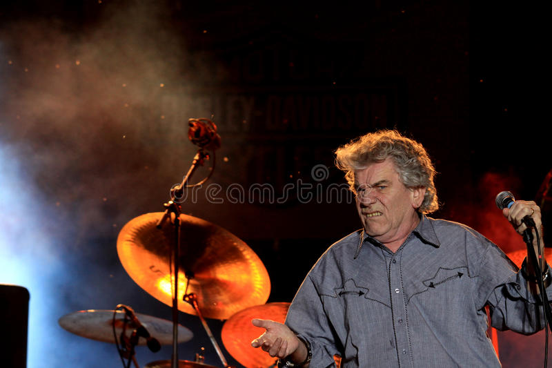 Download Nazareth Concert In Hungary Editorial Photography - Image: 25213632
