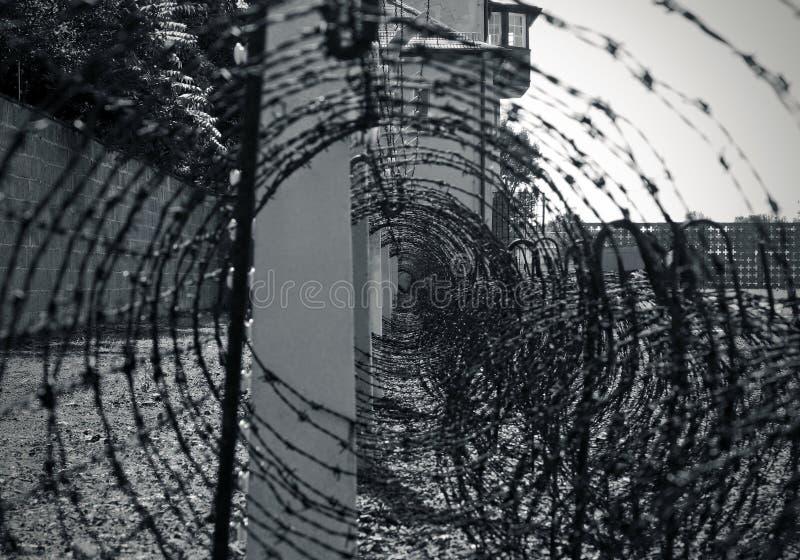 nazi загородки стоковые изображения