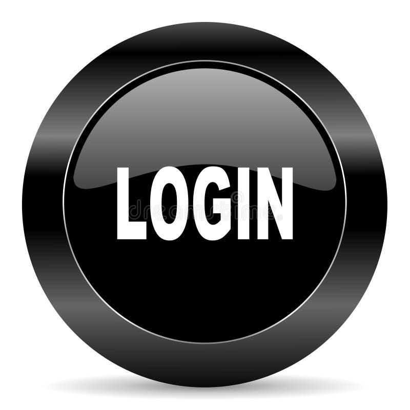 Nazwy użytkownika ikona zdjęcie stock