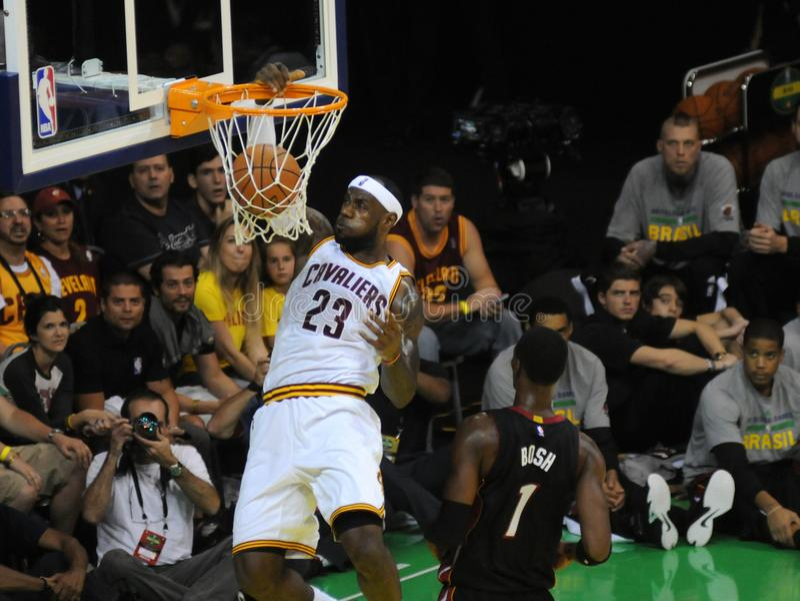 NBA imagen de archivo libre de regalías