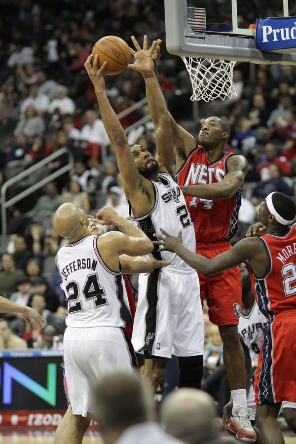Free NBA All Star Tim Duncan Stock Photo - 18392170