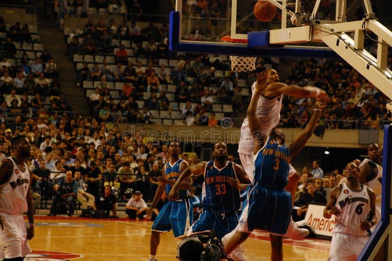 NBA in Europa - Chris Paul spara sotto pressione