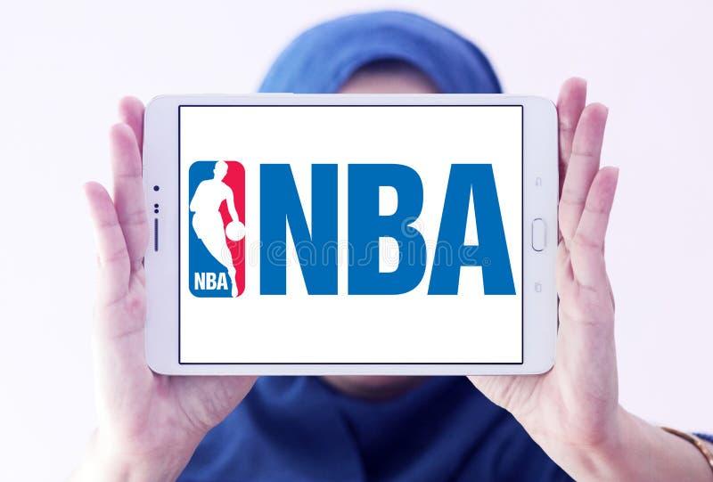 Nba-Logo lizenzfreie stockbilder