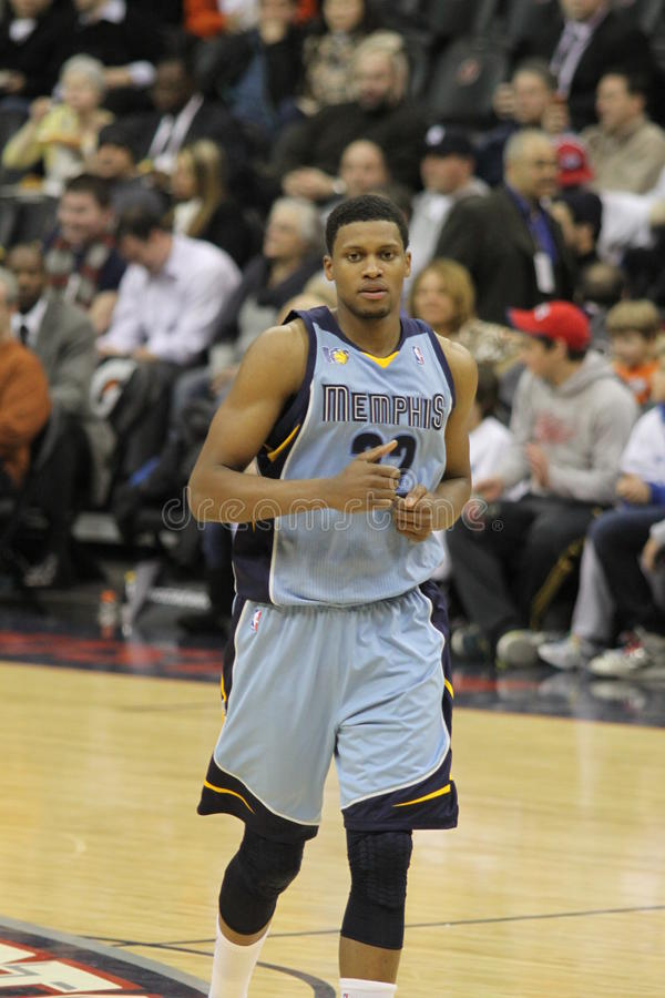 NBA Rudy Gay immagini stock