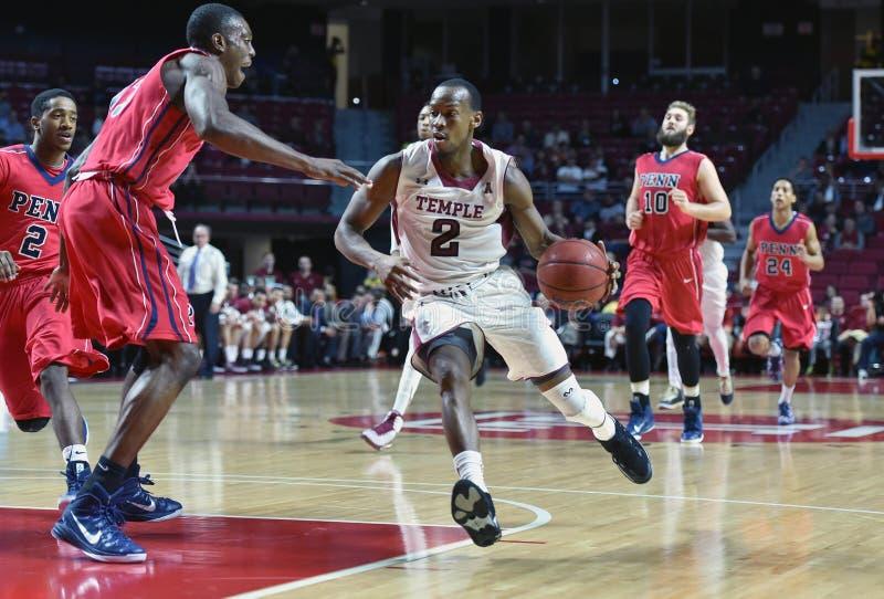 2014 NCAA Basketball - Big 5 royalty free stock image