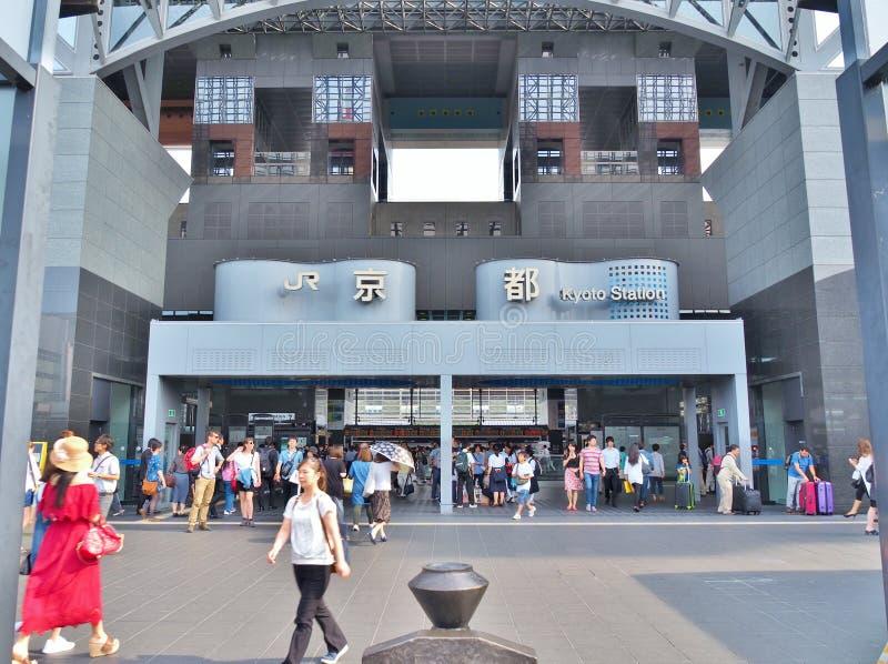 1997 2nd amid historisk futurism för arkitekturstadstvist dess japan kyoto största öppnade annars s stationsdrev arkivfoton