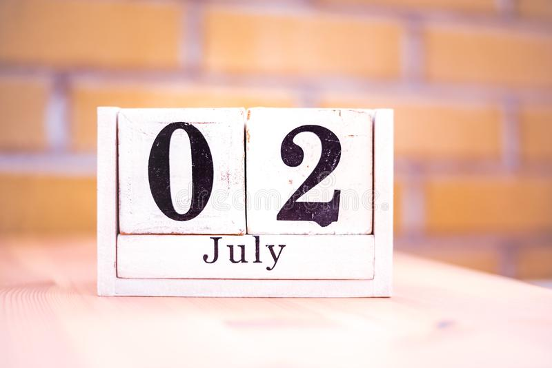 2nd of July - 2 July - Birthday - National Anisette Day royalty free stock photo