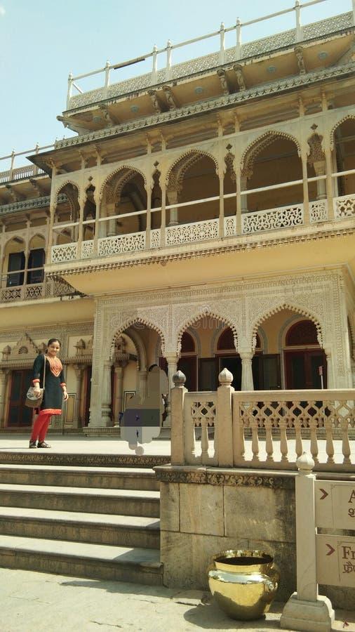 ?ndia de Jaipur Rajasthan fotografia de stock