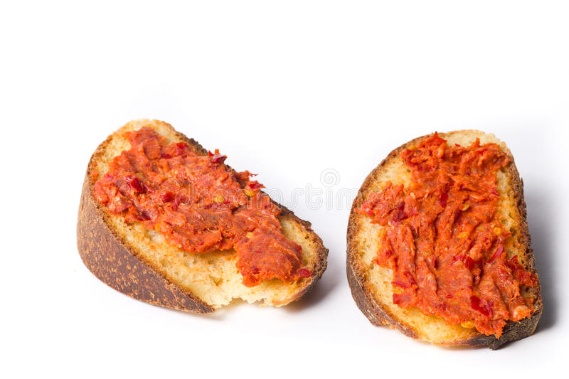 Download 'nduja stock image. Image of cooked, breakfast, green - 23295443
