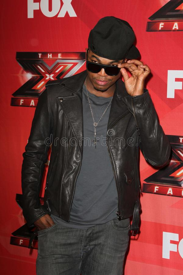 Download Ne - Yo editorial stock image. Image of finale, angeles - 23338679