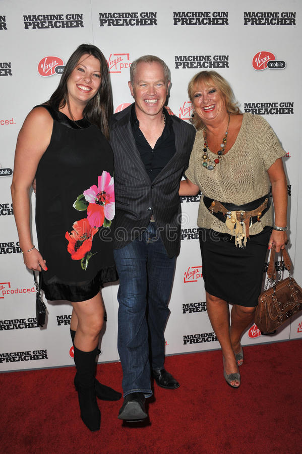 Download Neal McDonough, editorial stock photo. Image of neal - 22925918