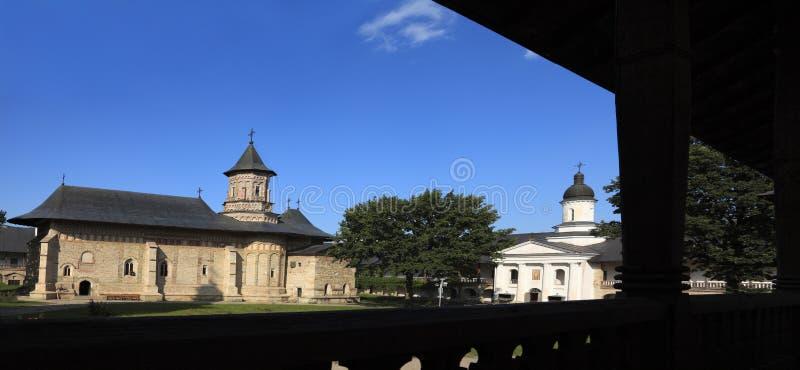 Neamt Kloster lizenzfreie stockbilder