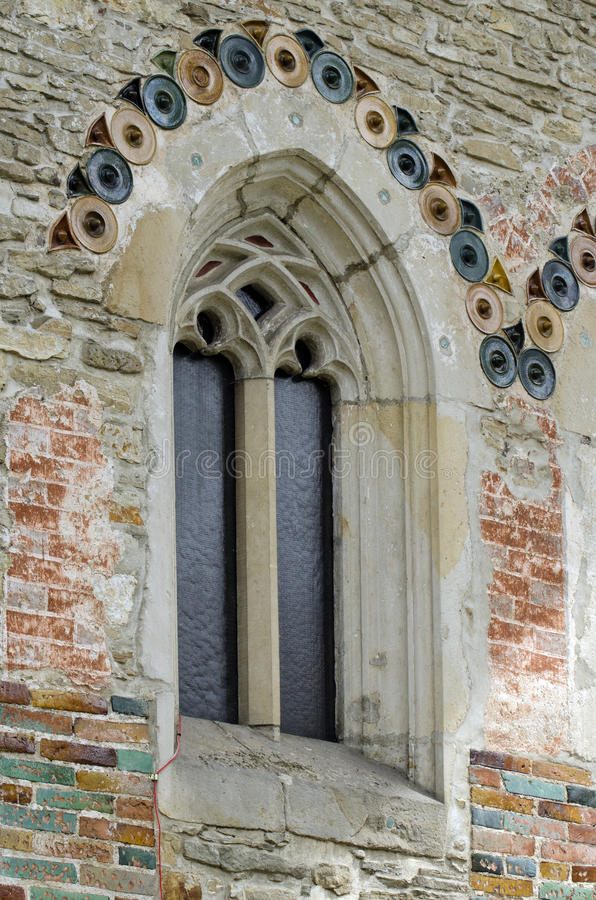 Free Neamt Monastery Window Royalty Free Stock Photos - 33000588