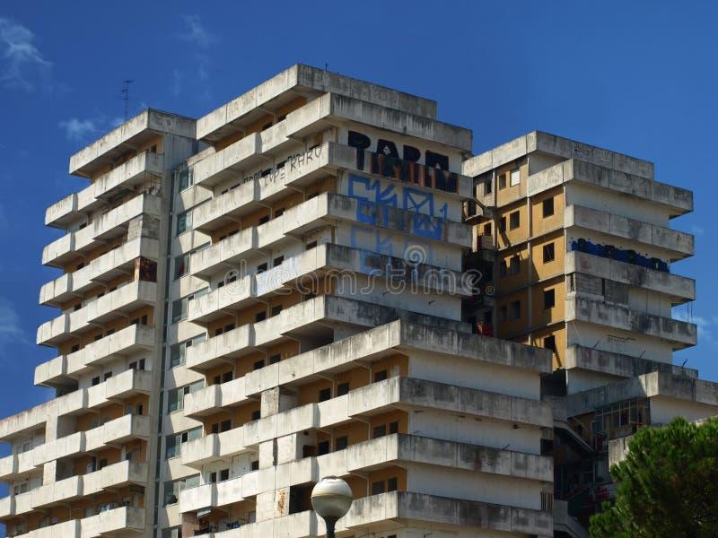 Neapel stockfotografie