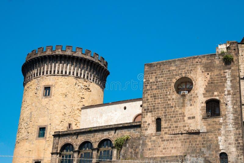 Download Neapel, Italia foto de archivo. Imagen de cielo, columnas - 64201666
