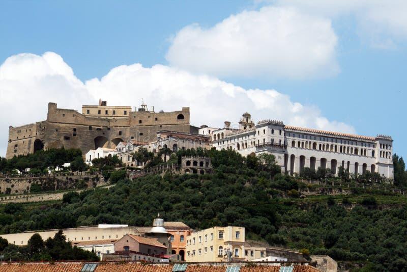 Download Neapel-Monumente stockbild. Bild von tradition, reise - 27727425